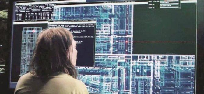 Türkiye'ye 6 Ülkeden Siber Saldırı