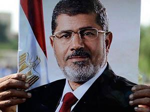 """Mursi: """"Hamas, İsrail'in Sırtındaki Tek Dikendir"""""""