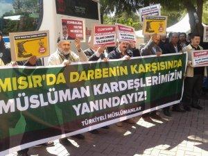 Akhisar'da Cuntanın İdam Kararlarına Protesto