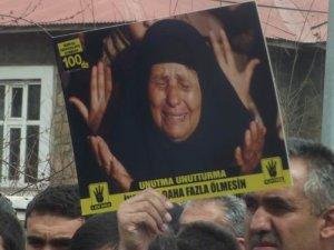 Muş'ta Cuntanın İdam Kararları Protesto Edildi