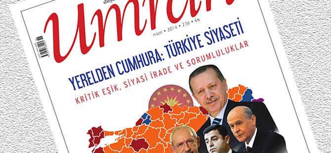 Umran Dergisi Nisan 2014 Sayısı Çıktı!
