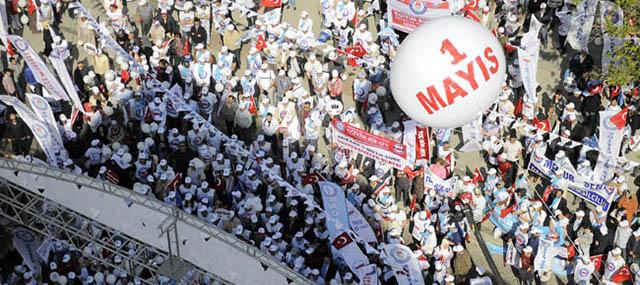 Memur-Sen 4 Dilde 1 Mayıs Bildirisi Yayınladı
