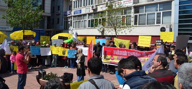 Ereğli İHL Öğrencilerinden İdam Protestosu