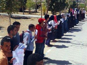Sisi'nin Adaylığı Protesto Edildi
