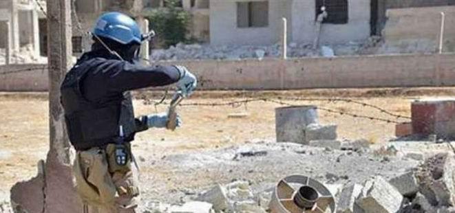 Muhalifler: Esad Sahil Bölgesini Kimyasalla Vurabilir