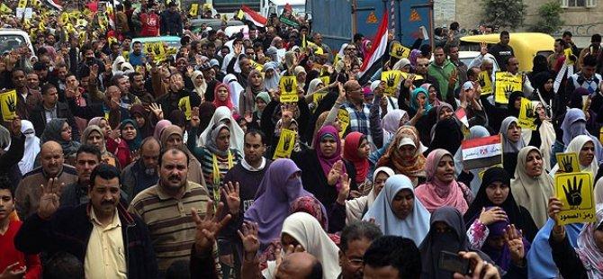 """Mısır'da """"3 Temmuz"""" İçin Gösteri Çağrısı"""