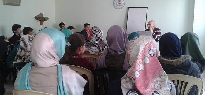 Çocuklar İslami Kimliği Konuştu