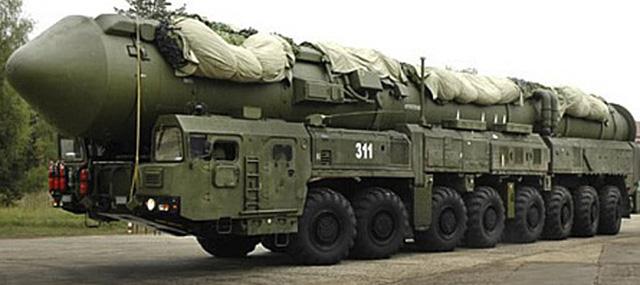 Rusya'dan Danimarka'ya Nükleer Tehdit