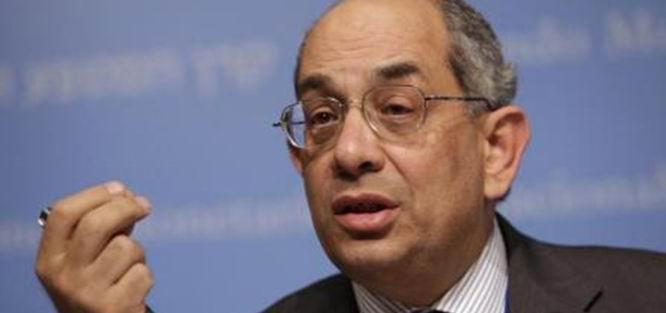 Mübarek'in Bakanı Yakalandı