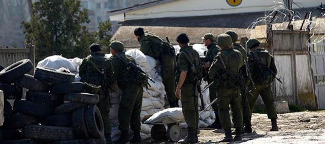Ukrayna Ordusu Slavyansk'ın Etrafını Kuşattı