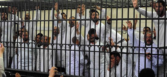 Mısır Cuntası'ndan 119 Müslümana Daha Hapis Cezası