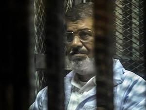 Muhammed Mursi'den Soma İçin Taziye Mesajı