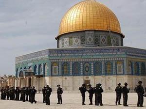 Türkiye'nin Kudüs Başkonsolosu da Aksa'ya Giremedi