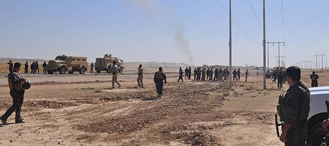 Irak'ta Askeri Karargaha Saldırı: 13 Ölü, 17 Yaralı