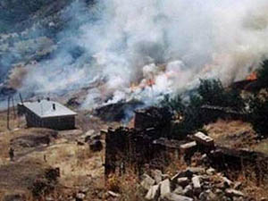 Köy Bombalaması Davası Zaman Aşımına Uğradı