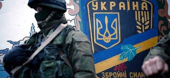Ukrayna Askerine Ateşe Karşılık Verme Yetkisi Verildi