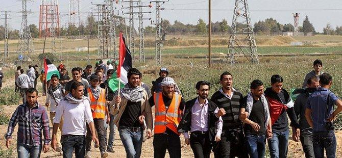 İşgalci İsrail'in İhlalleri Protesto Edildi