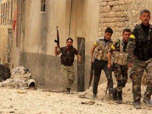 Hama'da Esed Güçlerine Darbe