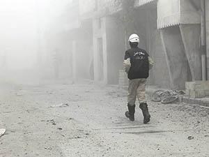 Esed Cobar'a Zehirli Gaz Saldırısı Düzenledi