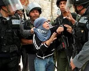 Filistinli Çocuklara Hücre Hapsi