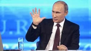 Putin: İnternet CIA'in Projesidir