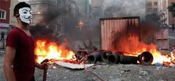 Toplumun Yüzde 62'si Gezi'ye Karşı (RAPOR)