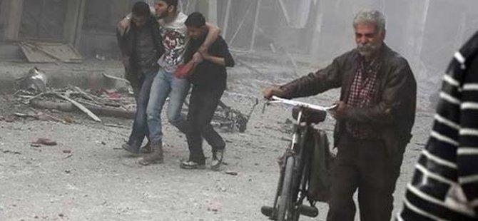 Şam'da Parlamento Yakınında Patlama: 5 Ölü