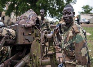 Orta Afrika'da Direniş Başladı