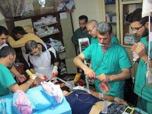 Suriye'de 3 Yılda 327 Sağlık Görevlisi Katledildi
