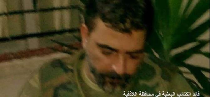 Ural'ın Arkadaşı Baas Komutanı Husam Hadra Öldürüldü
