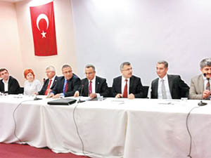 'Paralel' İsyanı Yargıda Birlik Platformu Getirdi