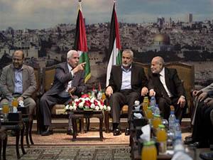 Hamas ve Fetih Hükümet Konusunda Anlaştı
