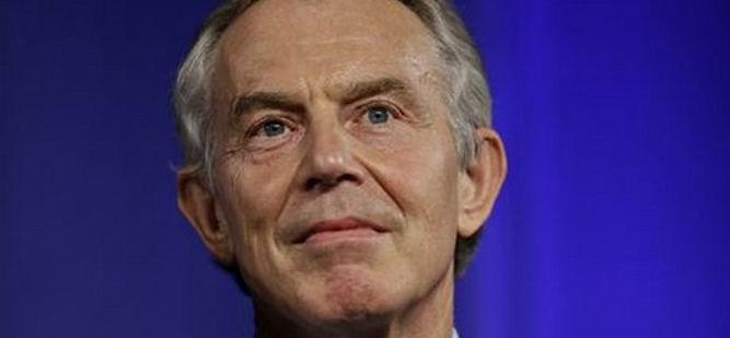 Tony Blair, Darbeci Sisi'ye Danışman Oluyor