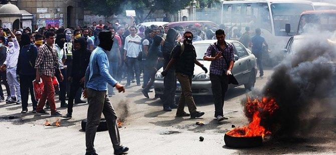 Mısır'da Darbe Karşıtı Öğrencilerden Gösteri