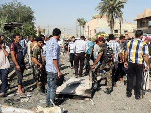 Irak'ta Bombalı Saldırı: 8 Ölü, 45 Yaralı