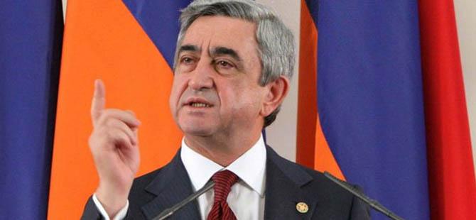 Ermenistan'dan Taziye Cevabı