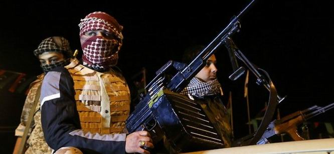Libya'da MGK Binasına Saldırı