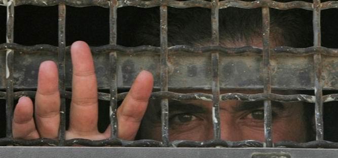 İsrail'deki Filistinli Tutuklular Açlık Grevinde