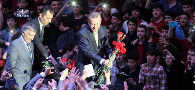 """Erdoğan: """"Rabbim Bize Ümmet Olmayı Nasip Etsin"""""""