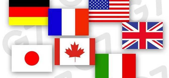 G-7'den Rusya'ya Yeni Yaptırımlar
