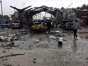 Irak'ta Parti Merkezine Saldırı: 17 Ölü