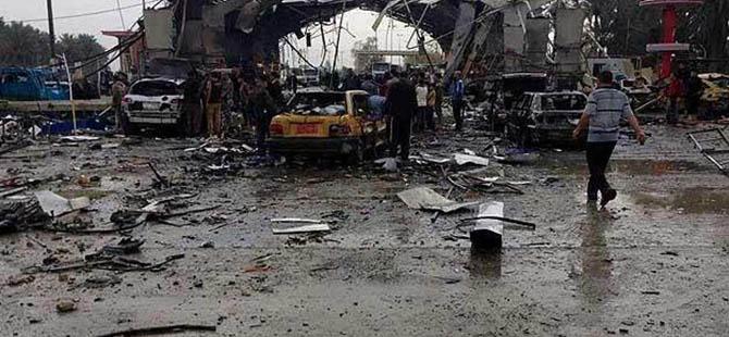 Irak'ta Bir Günde 63 Ölü