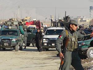 Afganistan'da Helikopter Düştü: 5 ISAF Görevlisi Öldü