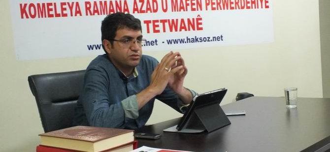 """Tatvan'da """"Kur'an'da Tarih ve Toplum"""" Semineri"""