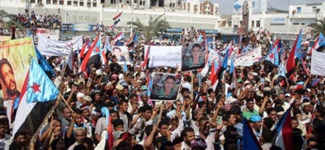 Yemen'de İç Savaşın 20. Yılında Ayrılıkçı Gösteriler