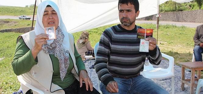 Ailenin Eylemi Sinan'ı Getirdi