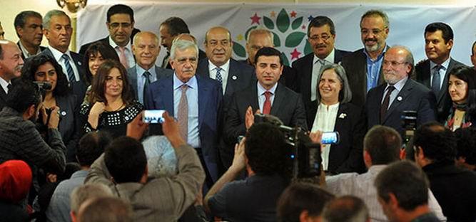 BDP Milletvekilleri, HDP'ye Katıldı
