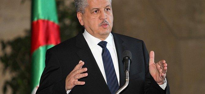 Cezayir'de Abdulmalik Sellal Yeniden Başbakan