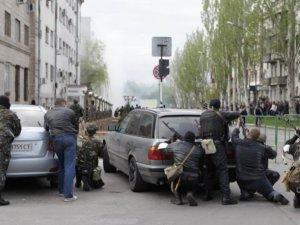 Rusya Yanlılarından Ukrayna'da Yeni İşgaller