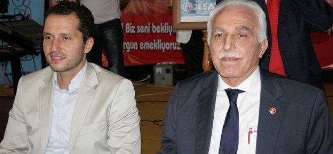 Saadet Partisi'nde Fatih Erbakan'a Engel!